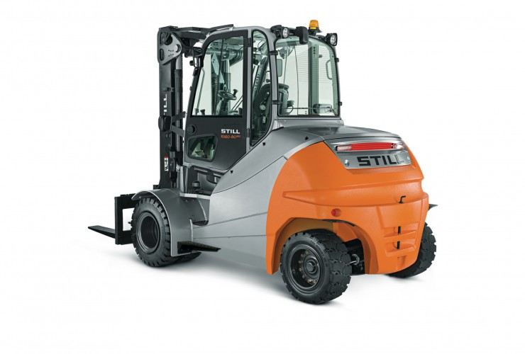 Electric forklift trucks - RX 60
